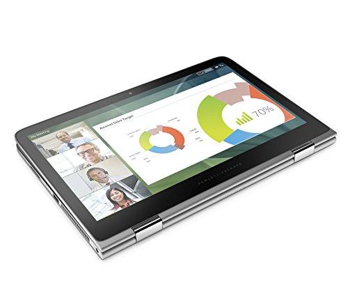 HP Spectre X360 G2 V1B04EA Notebook, Argento