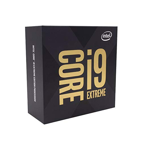 Intel Core i9-10980XE Desktop Processor 18 Cores 36 thread up to 4.8GHz Unlocked LGA2066 X299 Series 165W