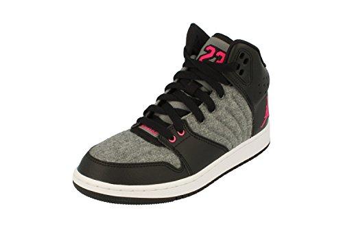 Nike 828245-019, Scarpe da Fitness Donna, Grigio (Cool Grey), Rosa Acceso, Nero, Bianco, Numeric_37_Point_5 EU