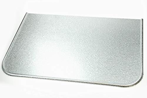Verzinkt Bodenblech Schmutzblech Ofenblech 475x310 mm W155
