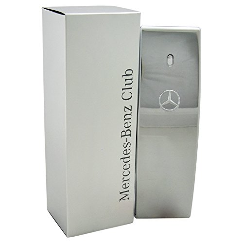 Mercedes-Benz Club Eau de Toilette  Natural Spray, 100 ml