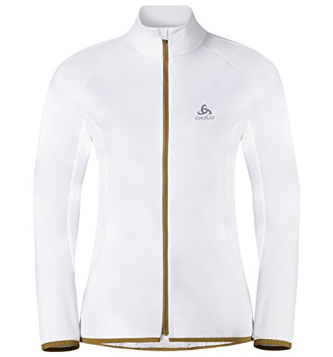 Odlo Stryn de Cross Softshell pour Homme Large White