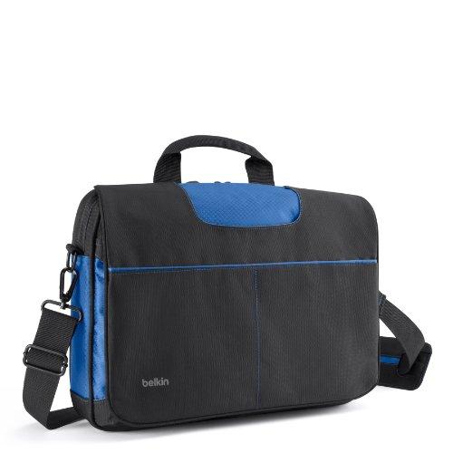 Belkin Messenger Bag for Laptops/MacBook/Ultrabook up to 13 inch - Blu