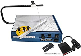 Hercules Hot Wire Foam Cutter Table with Foot Control Pedal – New for 2020 – Tabletop Hotwire Cutter for Cutting, Forming and Sculpting Styrofoam and Other Foam Materials (Corded 110V AC)
