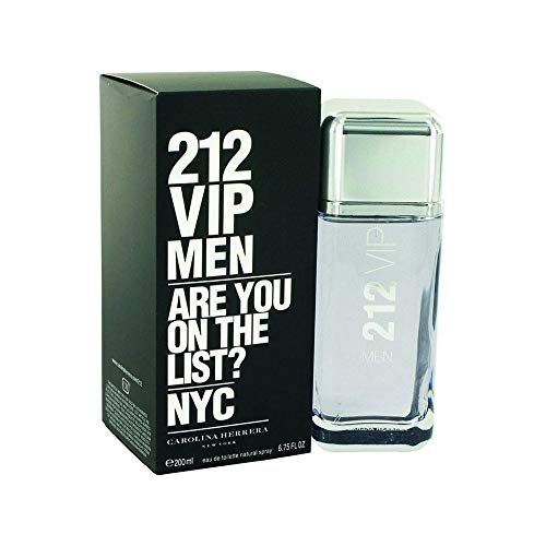 Carolina Herrera 212 Vip Men Agua de...