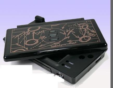 SATKIT Carcasa Recambio para Nintendo DS Lite (FUTBOL)