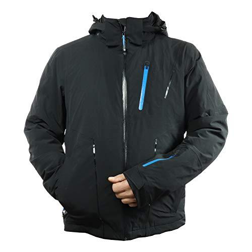 Icepeak heren outdoor en ski-jack functionele jas met RECCO Narvel 256091528I