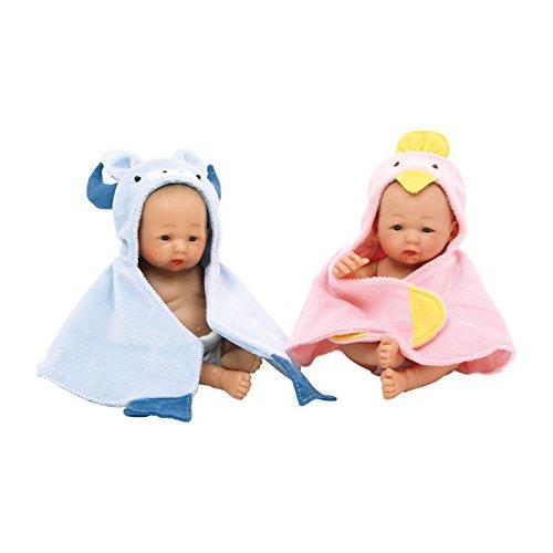small foot 2609 Puppen Bastian und Conny, 2er Set