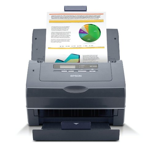 Find Discount EPSON GT-S55 A4 SHEETFED SCANNER BLK