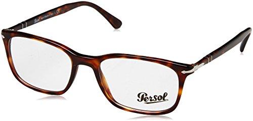 Persol Herren 0PO3189V Brillengestell, Havana, 53 EU