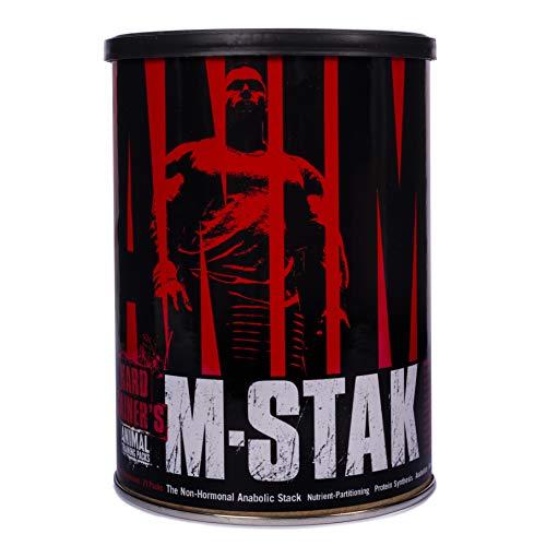 Universal Nutrition Animal M-Stak Trainingsbooster Muskelaufbau Pre-Workout Bodybuilding - 21 Packungen
