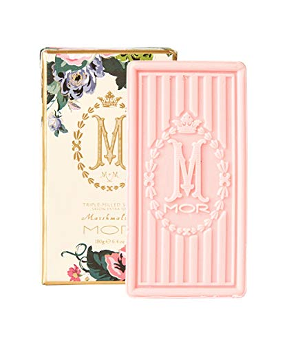 MOR Marshmallow Boxed Triple Milled Soap 180g