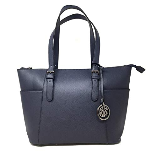Angkorly - handtas, shopper, tassen, schoudertassen, trapeziumtas, tote bag mat leer, modern stijf niktere A4 geschikt formaat school, dames, trendy tas, elegant cadeau-idee