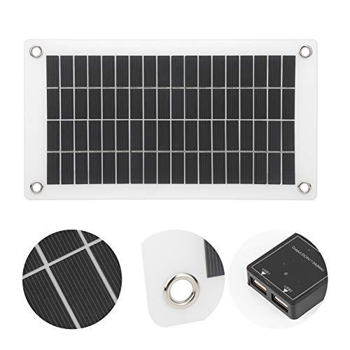 Denkerm Lightweight Solar Cell Module, Solar Panel, for Camping Outdoor