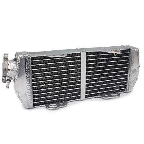 TARAZON Moto Radiador Enfriamiento de Aluminio Izquierda para BETA Beta RR250 RR300 RR 250 300 2013-2018, refrigeración del motor