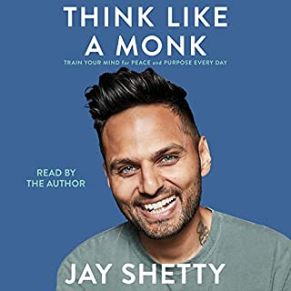 Think Like a Monk cover art