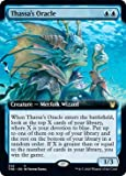 Magic: The Gathering - Thassa's Oracle - Extended Art - Theros Beyond Death