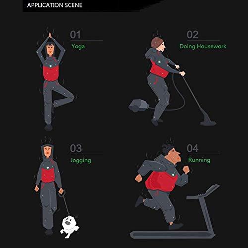 NHEIMA Pantalones de Sauna Adelgazantes Mujer NANOTECNOLOGÍA, Leggins Reductores Adelgazantes, Leggins Anticeluliticos Cintura Alta, Mallas Fitness Push Up para Deporte Running Yoga Gym (S, Negro)