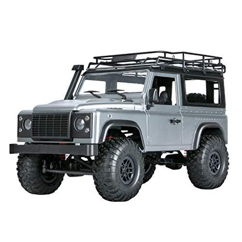 1:12 2.4G 4WD RC Car Off-Road Coches modificados de alta velocidad Vehículo Minitary Truck Climb Rock Crawler Juguete eléctrico RTR de grado hobby (todas las piezas del vehículo pueden modificarse)