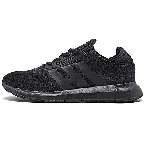 adidas Womens Originals Swift Run X Zapatos casuales para mujer H01256, negro...
