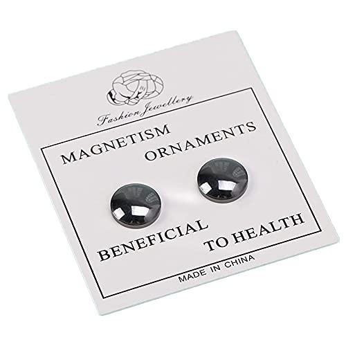 Boucles d'oreilles de perte de poids - Boucles d'oreilles magnétiques, Acupoints Perte de poids portant massage Massage relaxant, Boucles d'oreilles magnétiques.