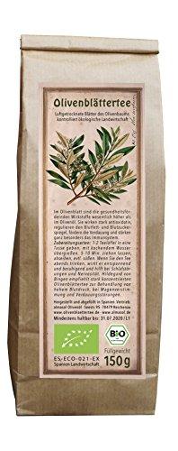 Arve Bio Olivenblättertee 150g