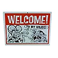 ラットフィンク★『WELCOM!』メッセージボード