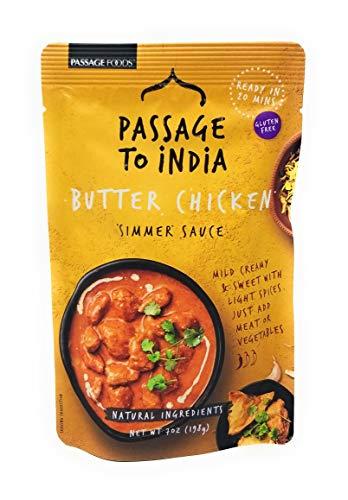Butter Chicken Simmer Sauce