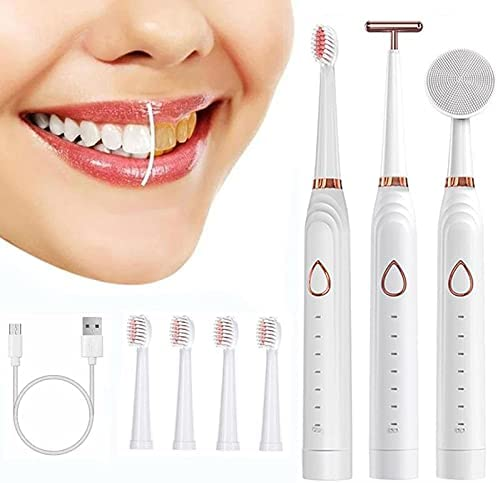 2021 Sonic Very popular Deluxe Electric Toothbrush USB Powerful Rechargeable