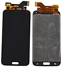 New LCD Display Touch Screen Digitizer Assembly for Samsung Galaxy S5 i9600 G900 White/Black