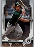 2020 Bowman Sterling #BSR-76 Sheldon Neuse RC Rookie Card Oakland Athletics Official MLB Baseball Card in Raw (NM or Better) Condition. rookie card picture