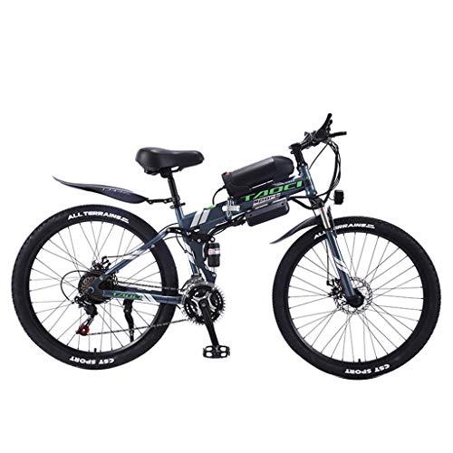 Bicicleta de montaña eléctrica de 26