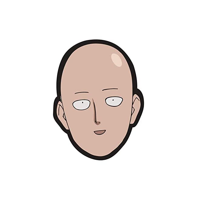 ABYstyle – One Punch Man – Mauspad – Saitama Kopf