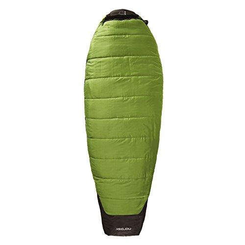 Nordisk Abel -2 Sleeping Bag XL Peridot 2018, Grün/Schwarz