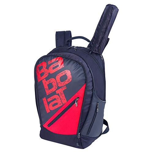 Babolat Tennis Rucksack Expand Team Line Black Red