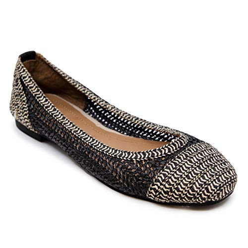 Top 10 best selling list for glamorous tan woven flat shoes