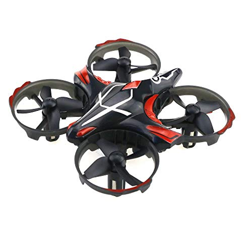 QSs- Mini Drone 2.4G 4-Axis Gyro RC Quadcopter with, Headless Mode, 3D Flips, Auto Return,One Key Takeoff and Landing,Trajectory Flight/Altitude Hold,for Kids