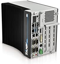 Fanless Embedded System with One PCI and Two PCIe X 1 Expansion, Intel Bay-Trail J1900 2ghz, TDP 10W, 2GB DDR3L Pre-Installed Memory, 1 X DVI-I, 1 X Displayport, Iris-2400 Optional, 9V~36V DC, RoHS