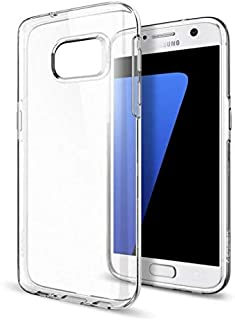 Samsung Galaxy S7 Back Case - Clear