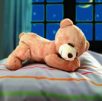 Teddy-Bastelpackung ´Nur noch zum Stopfen´, Max [Spielzeug]