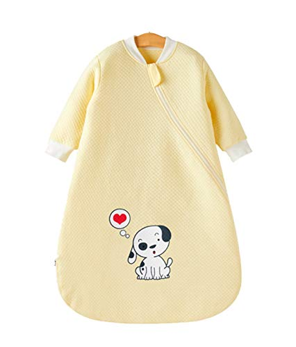 Pasen Baby Slaapzak Lente Herfst 1 Tog Slaapzak 100% Eenvoudige Stijl Katoen Het hele jaar bal Slaapzak Voor Kamertemperatuur Boven 20 Graden Blauw Xxl Lichaamsgrootte 100 120Cm