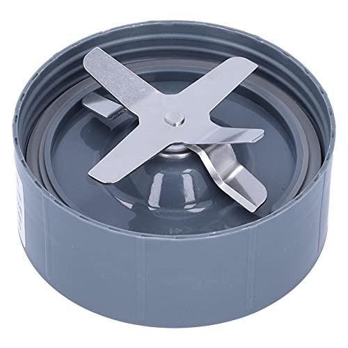 Cuchilla para licuadora, acero inoxidable Extractor universal fácil de instalar Cuchilla extractora cruzada de alta resistencia para exprimidor de 600W 900W para el hogar