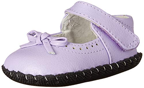 pediped baby-girls Mary Jane,Lavender,12-18 Months Infant