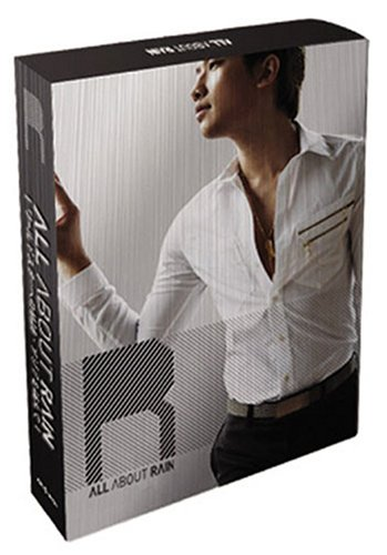 All About Rain: World Star No K [Alemania] [DVD]