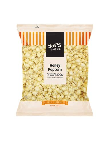 Jc's Honig Popcorn 200g x 12
