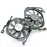 CF-12915S DC12V 0.35A 75mm VGA Fan For Inno3D 260 GTX 750ti GTX660 GTX 750 Graphics Card Cooling Fan