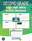 Second Grade Dolch Sight Words Activity Workbook: Learn, Trace, Write & Practice Sight Words With Letter Tracing, Finding Missing Letter, Word Search ... | Ages 6-8 (Second Grade Activity Workbook)