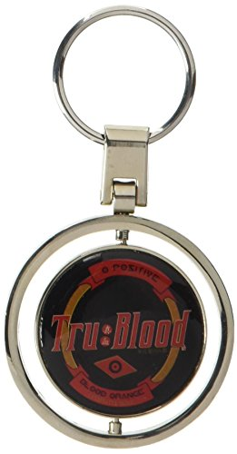 True Blood Fridge Spinner Keychain: Bottle Label