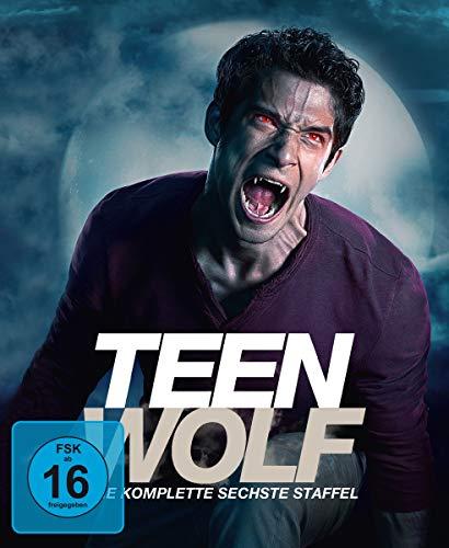 Teen Wolf - Staffel 6 (Digipak mit Sammler-Box) (Limited Edition) [Blu-ray]