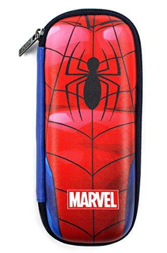 Marvel Avengers Spider Man Body EVA Pencil Case Organizer School Supplies for Boys